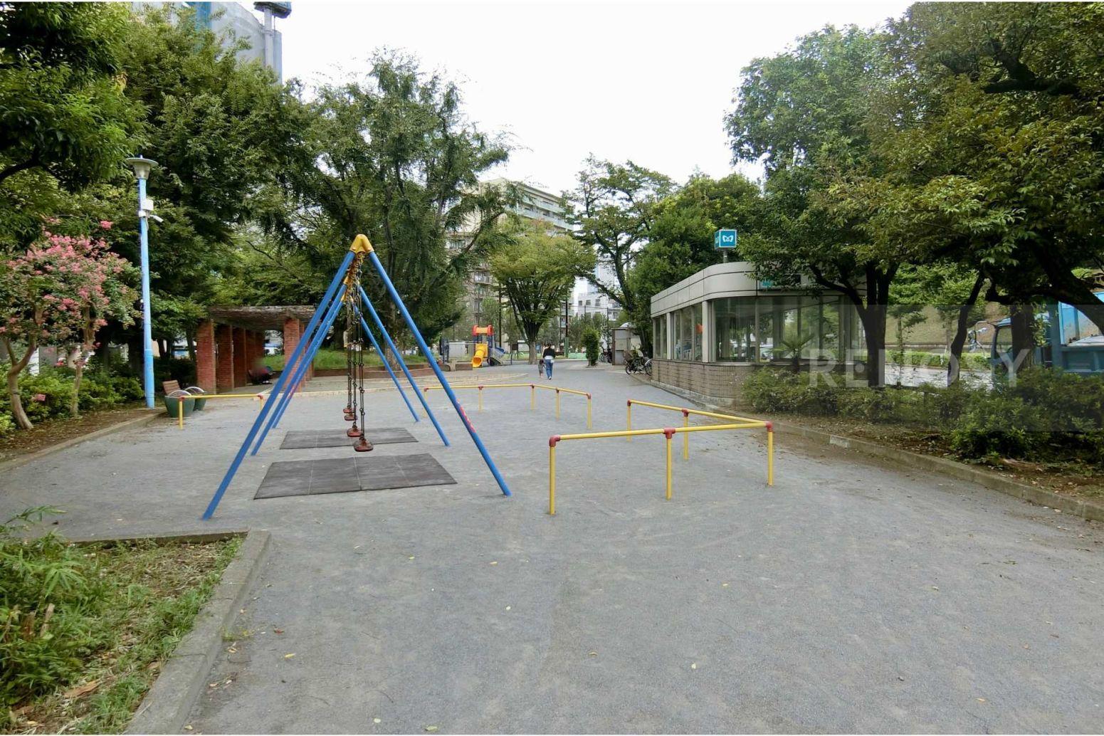 ププレ代々木公園