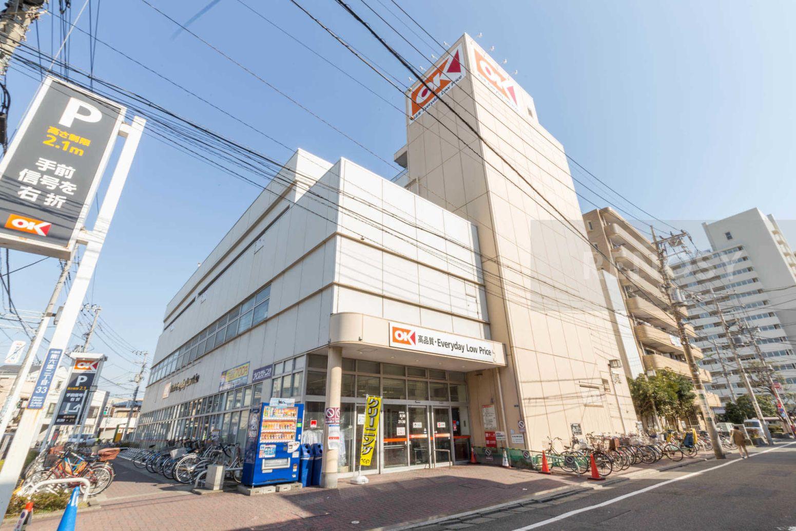 クレッセント多摩川緑地Duo
