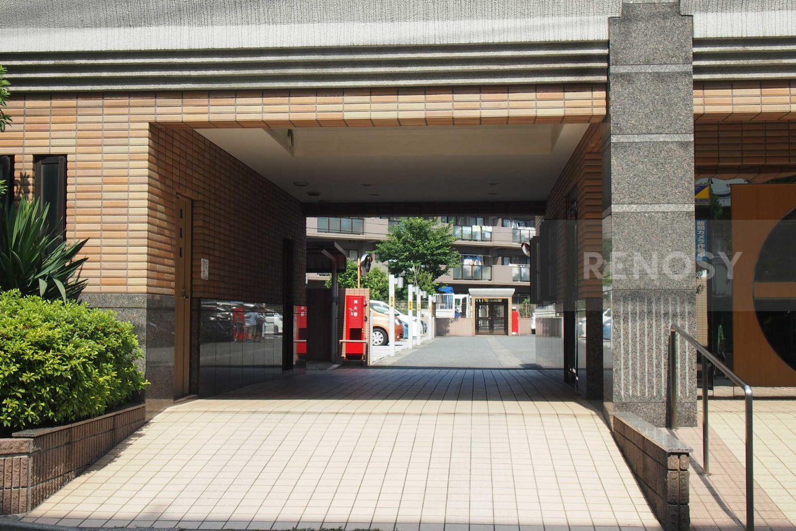 ジェイパーク多摩川萩中公園