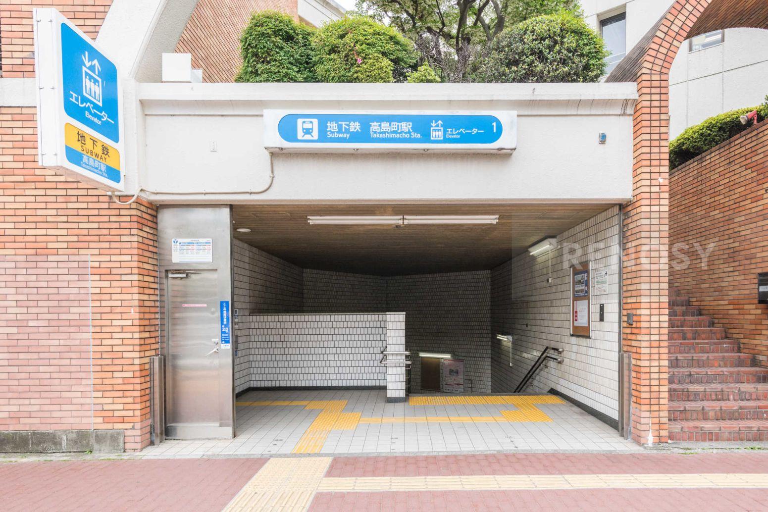 グリフィン横浜・高島町