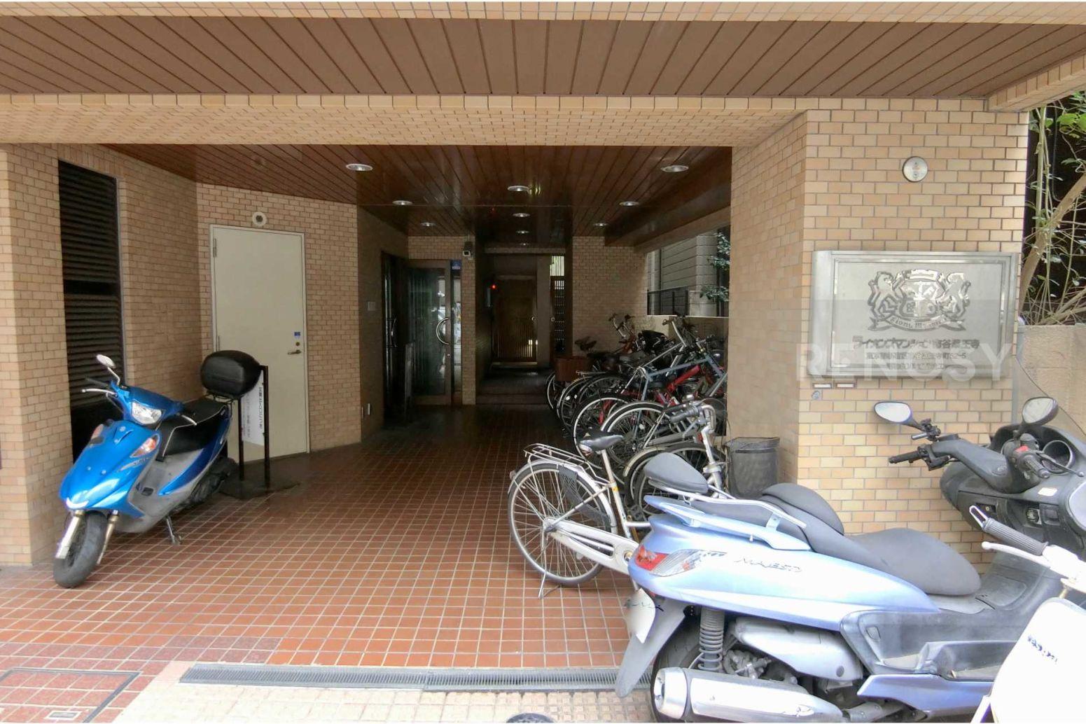 宮尾ビルライオンズマンション市谷薬王寺