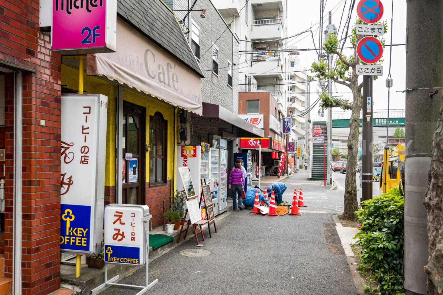 ラフィスタ横浜吉野町