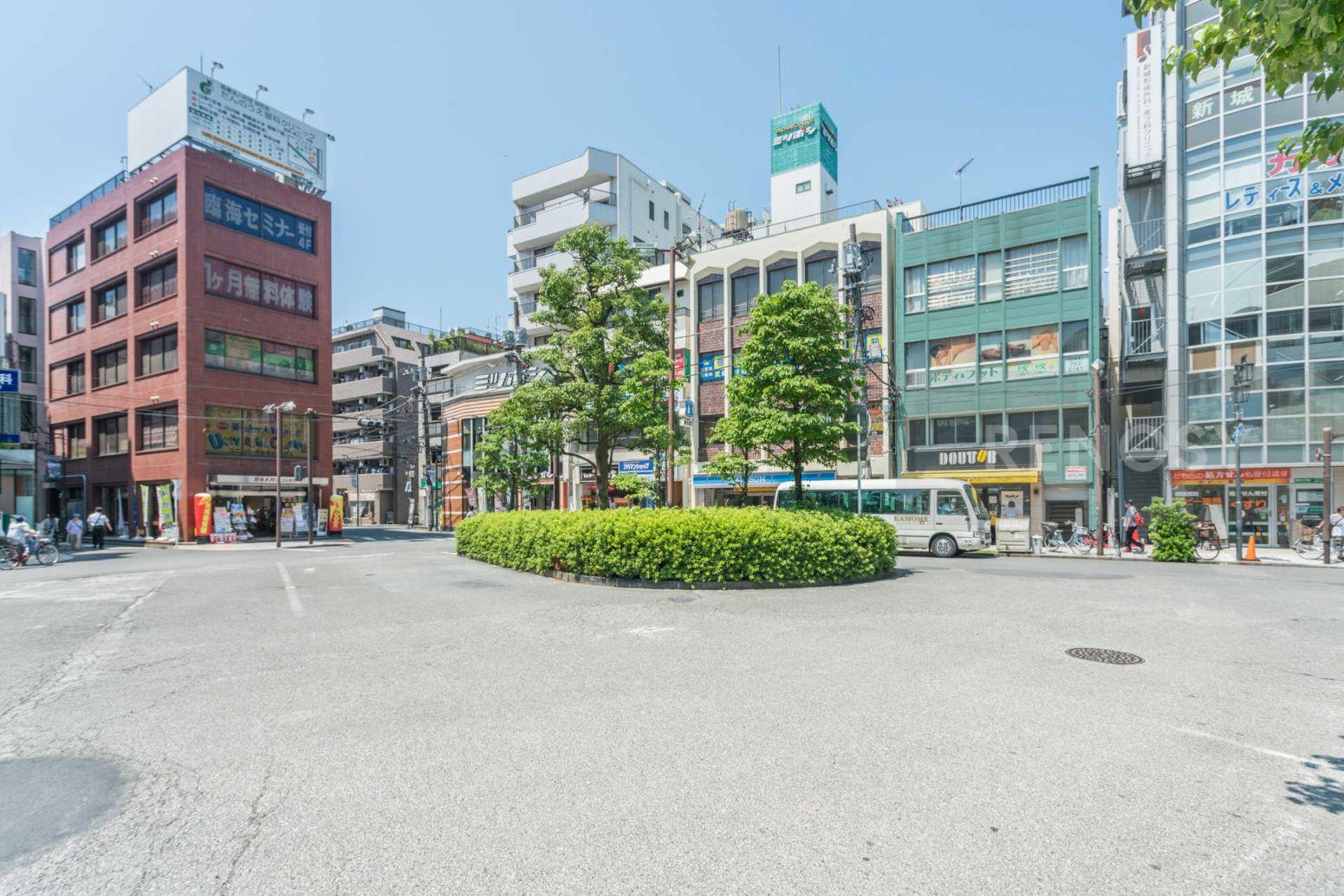 グリフィン・武蔵新城弐番館