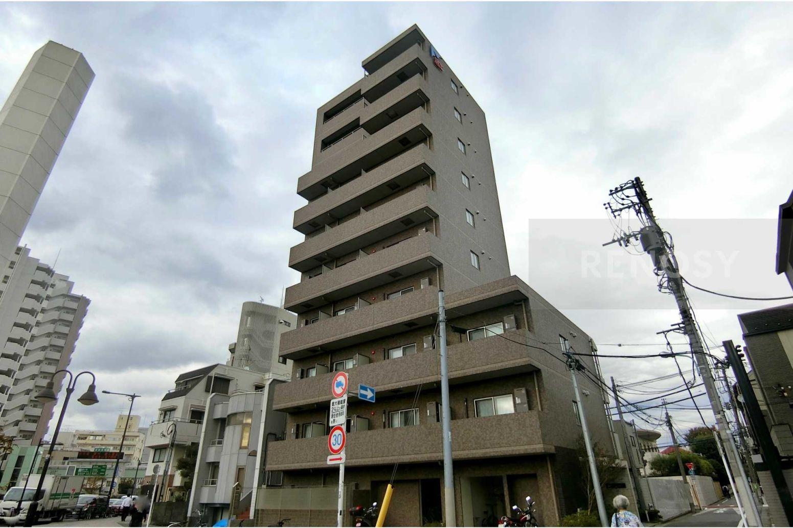 スカイコート渋谷神泉町