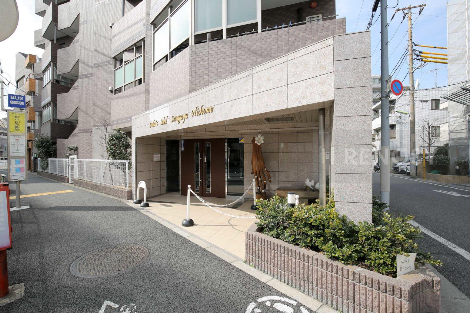 パレ・ソレイユ世田谷二丁目