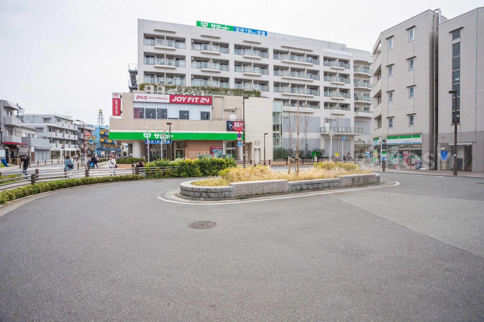 パレ・ホームズ芦花公園