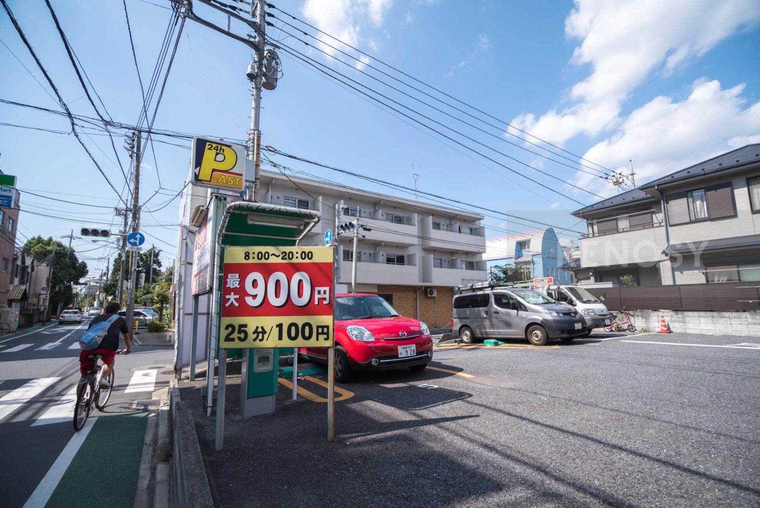 プレール・ドゥーク富士見ヶ丘