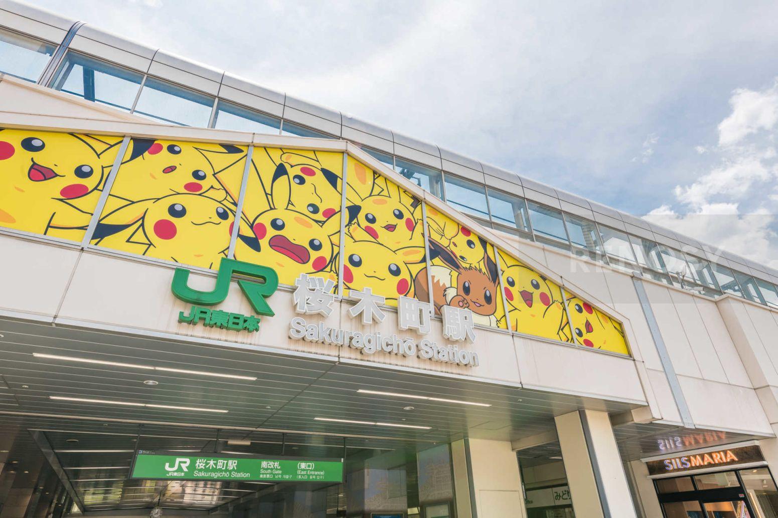 グリフィン横浜・桜木町駅前