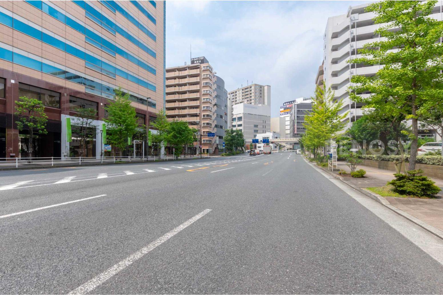 クレストフォルム横浜ポートサイド