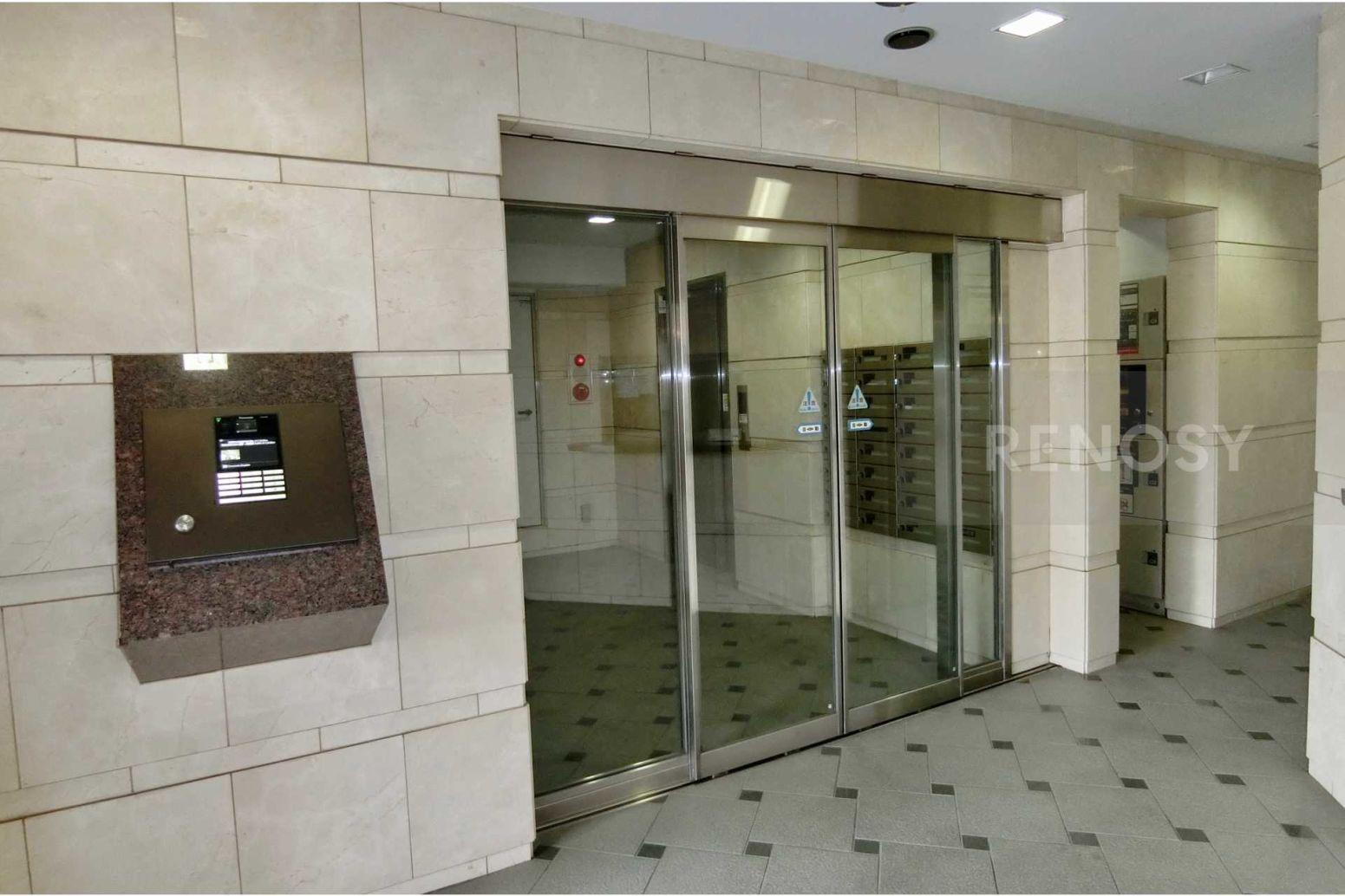 朝日シティパリオ高輪台A館
