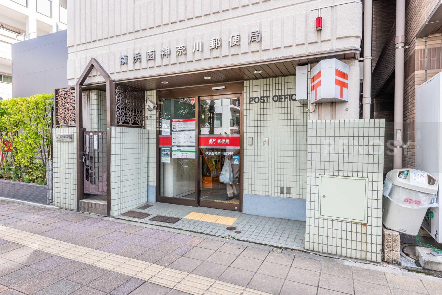 グリフィン横浜・東白楽弐番館