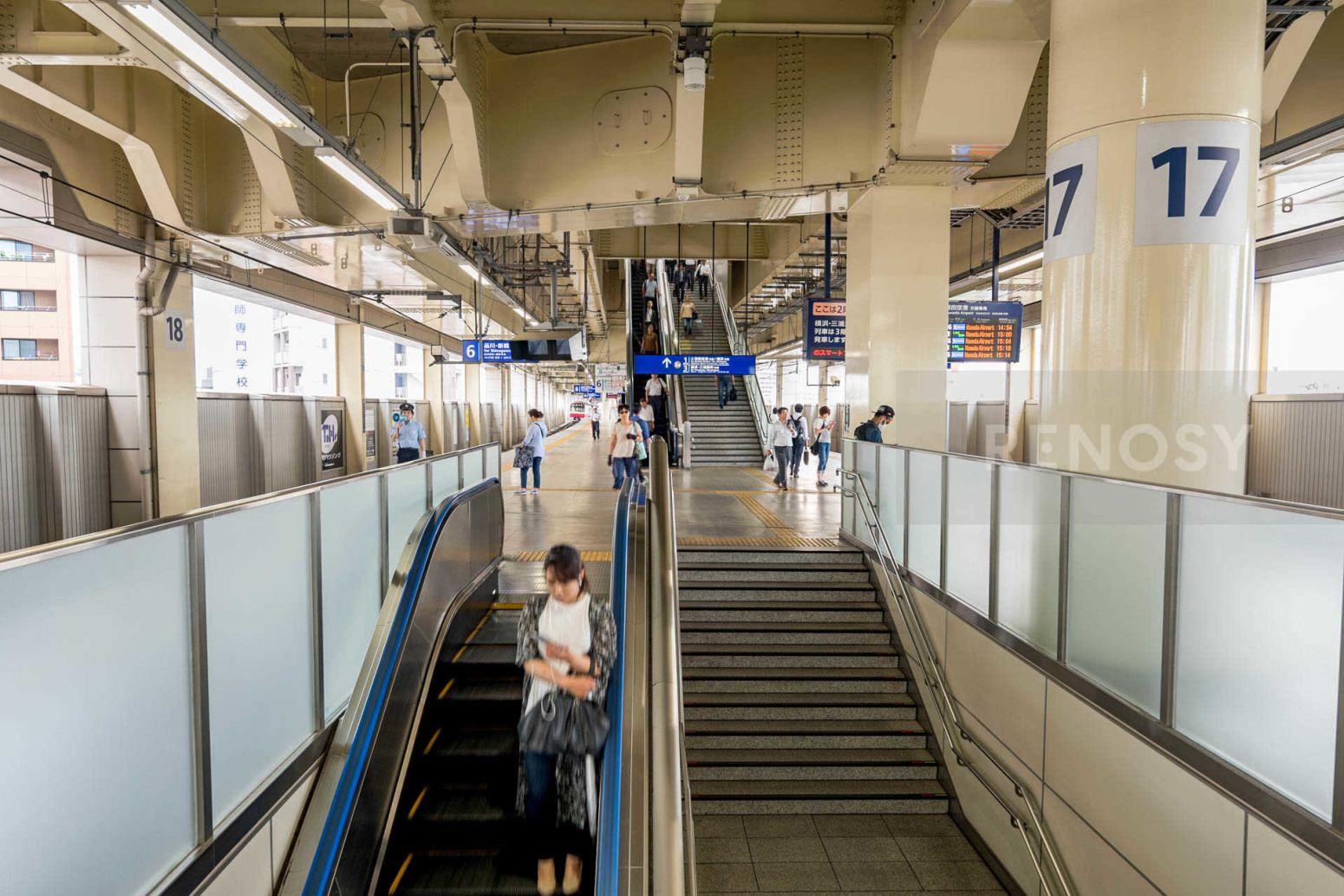 シンシア蒲田ステーションプラザ