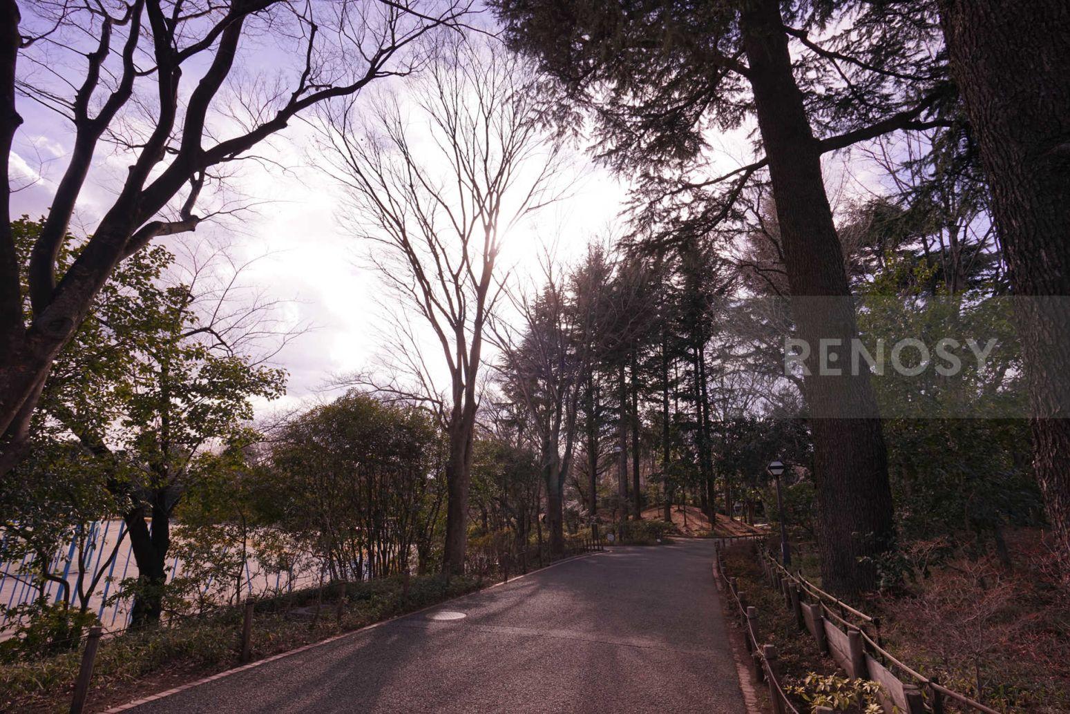テラス杉並蚕糸の森