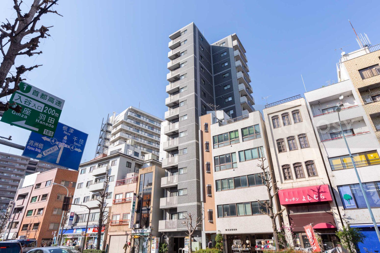 グランフォース上野入谷