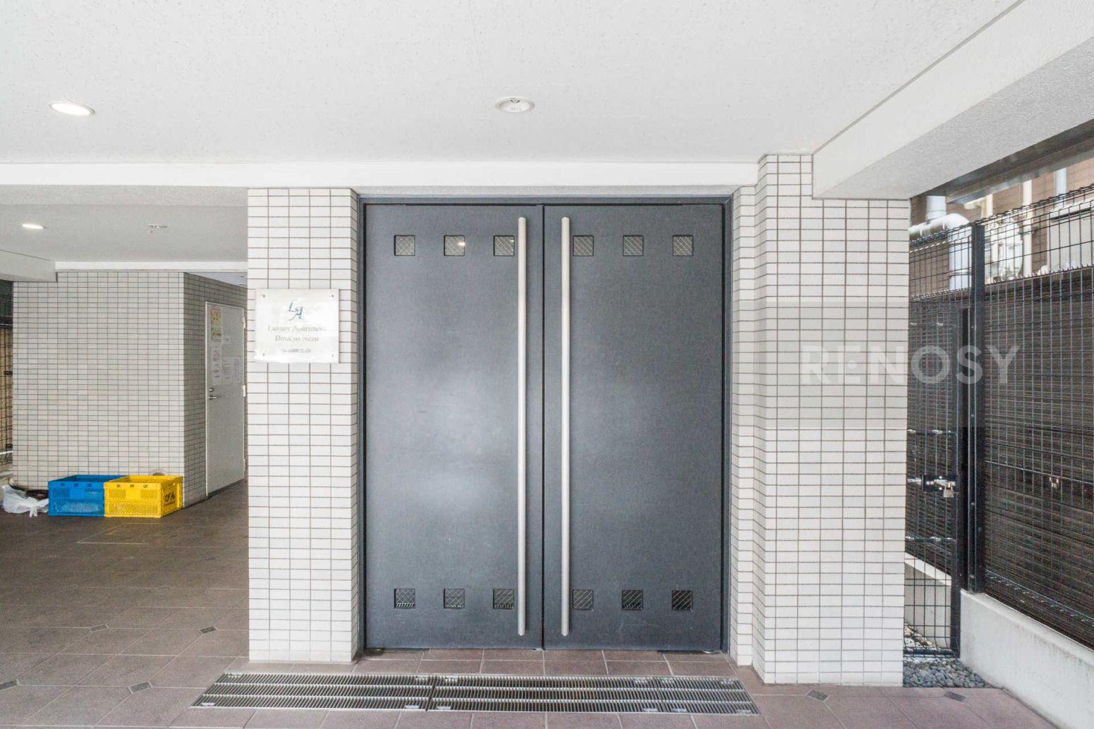 ラグジュアリーアパートメント文京根津