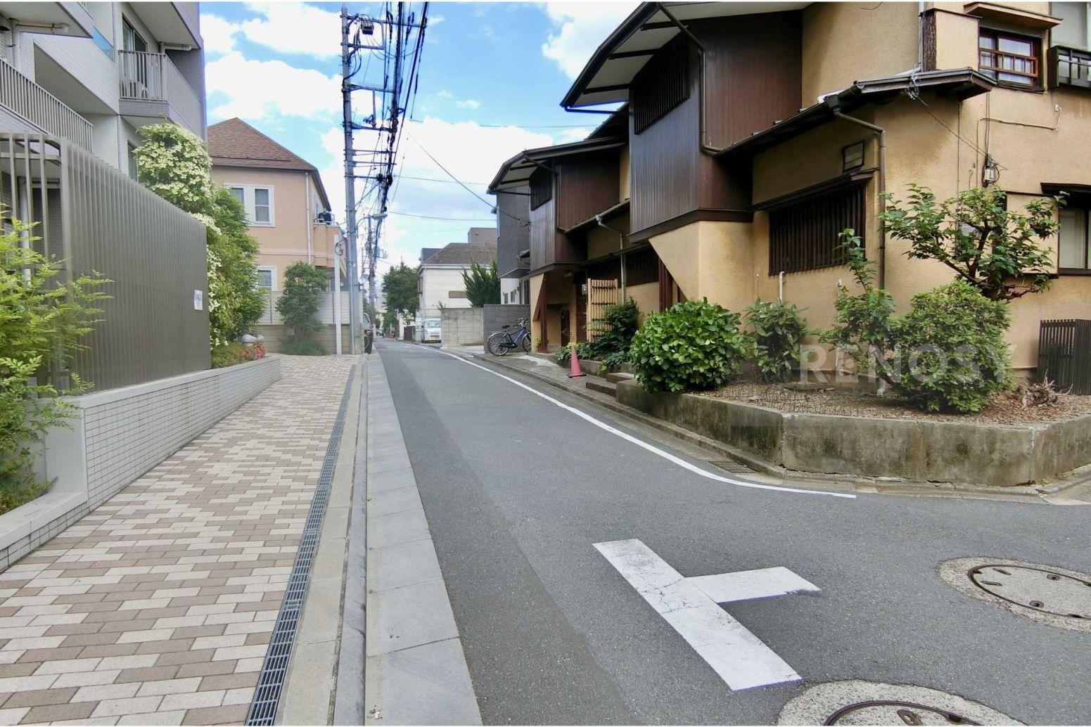 オープンレジデンシア武蔵小山