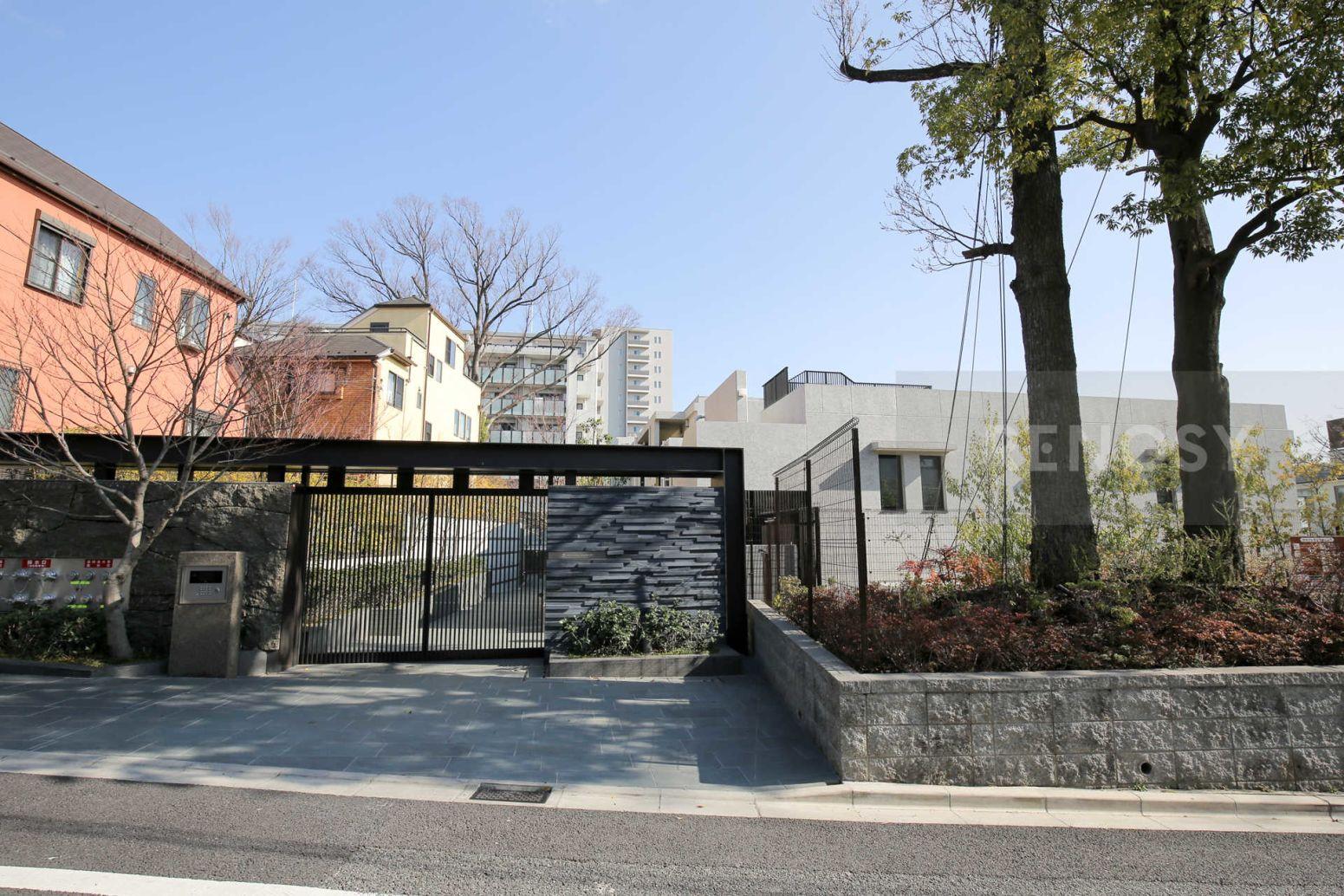 ザ・パークハウス二子玉川ガーデン