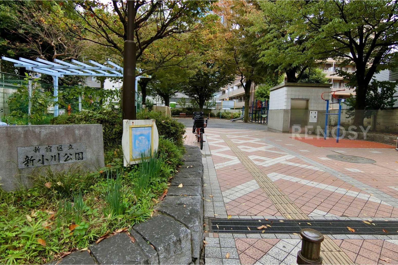 新小川ビル