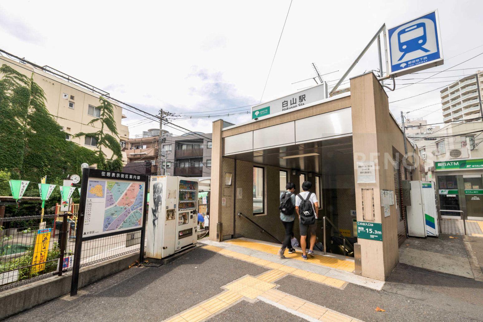 メインステージ本駒込駅前