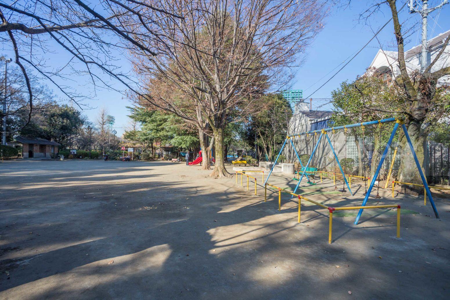 アヴァンティ哲学堂公園