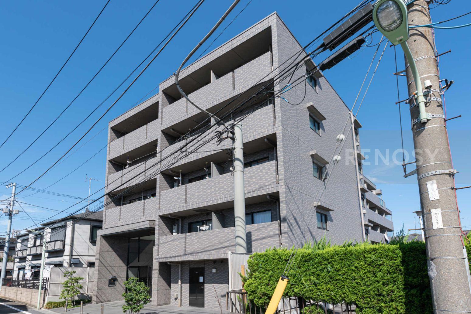 ルーブル東蒲田八番館