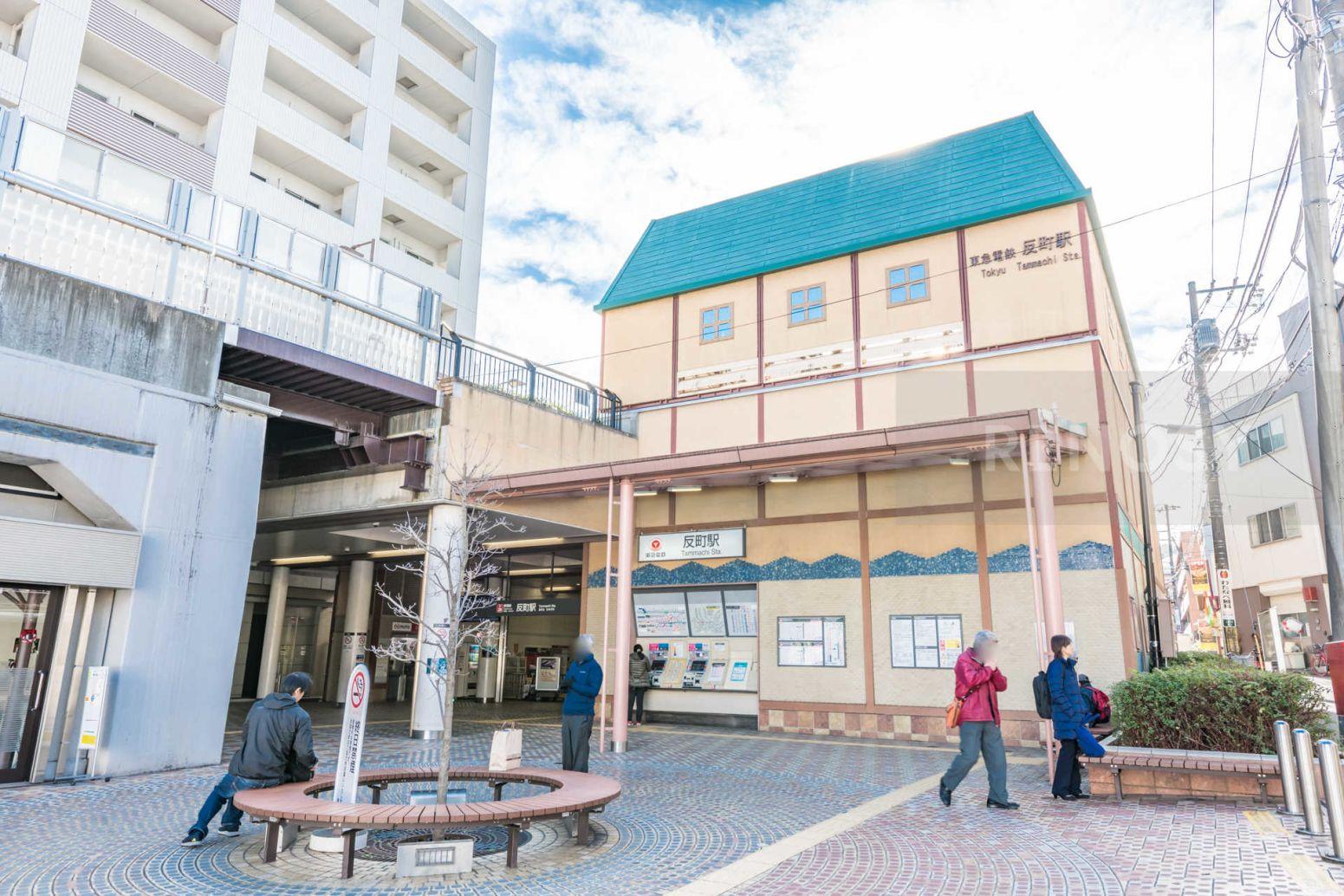 グリフィン横浜・反町公園
