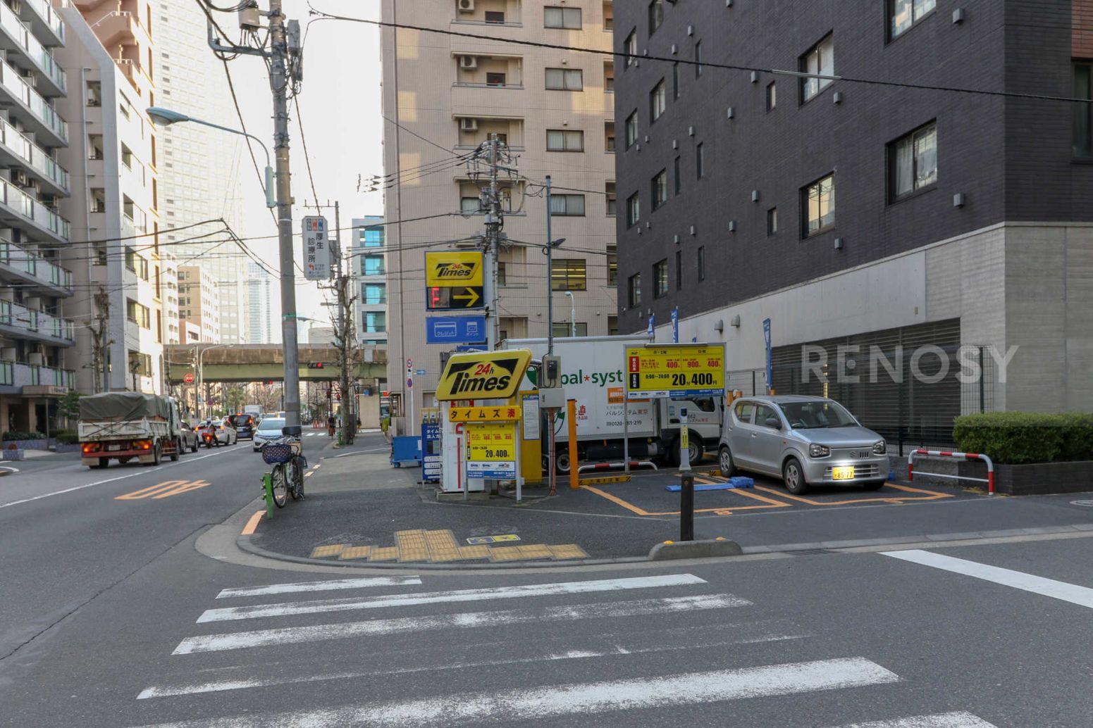 ウィルローズ東京八丁堀