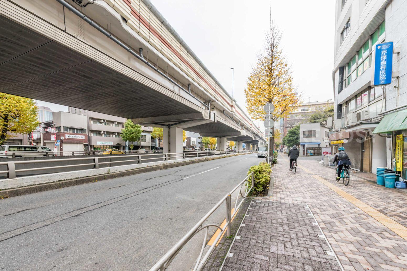 エルミタージュ代田橋