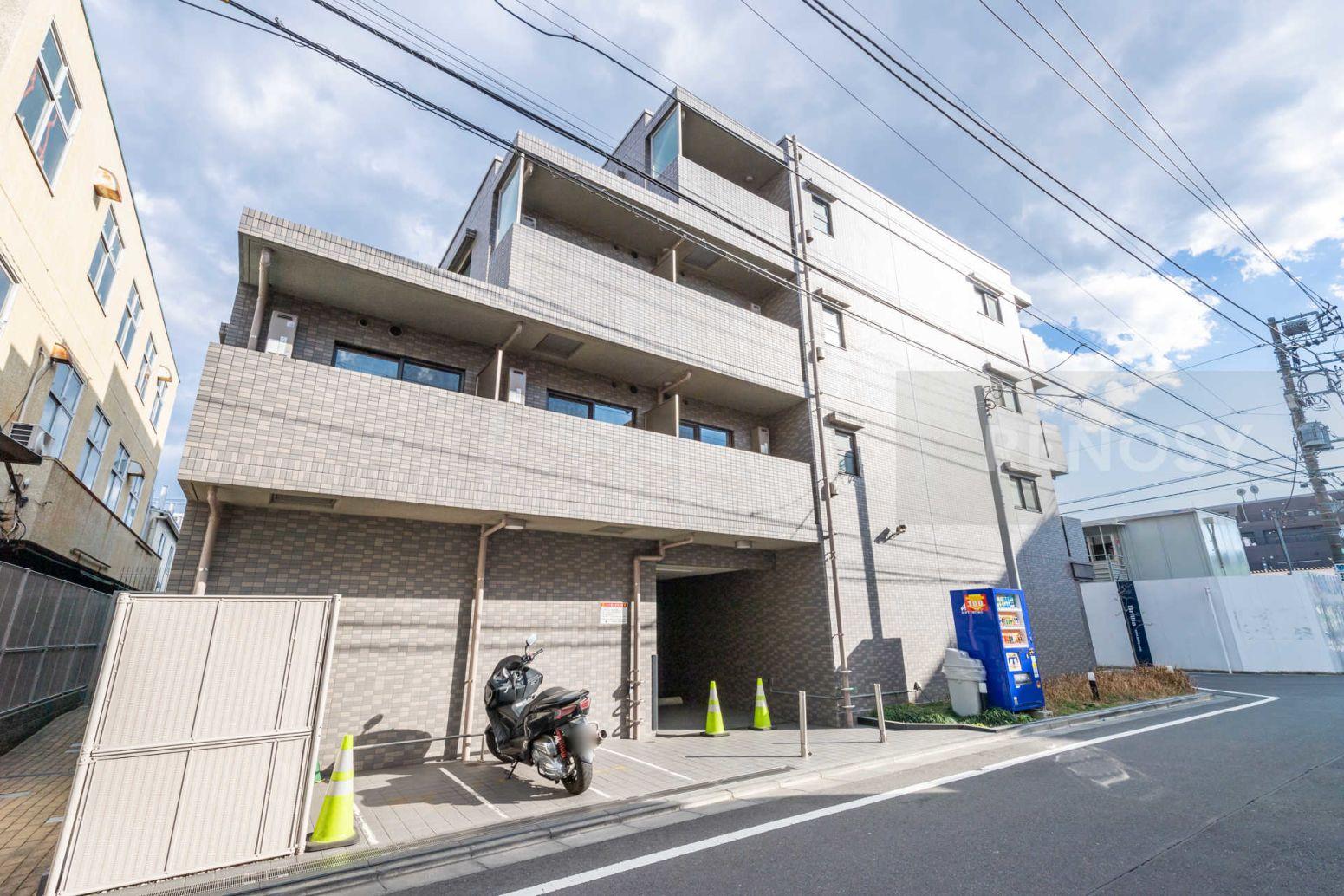 ルーブル練馬高野台弐番館