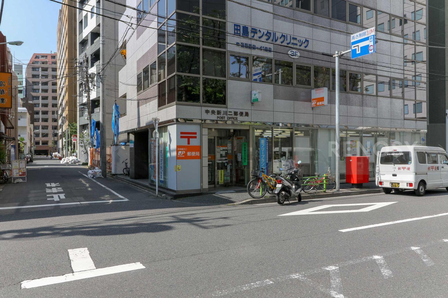 インプレスト東京八丁堀