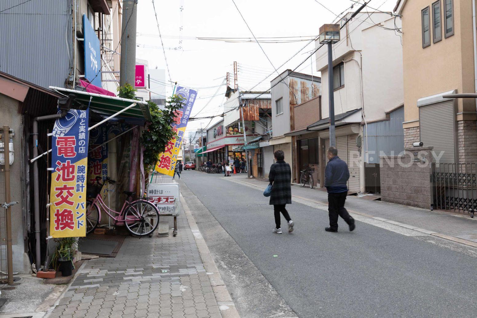メロディースクエア城東関目