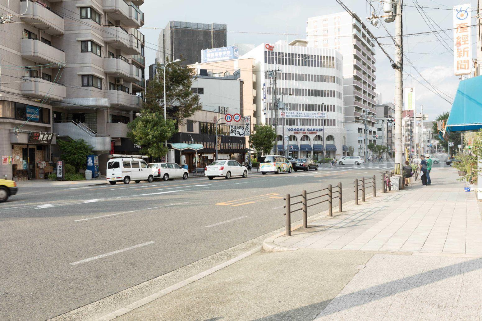 プレサンスロジェ天王寺寺田町