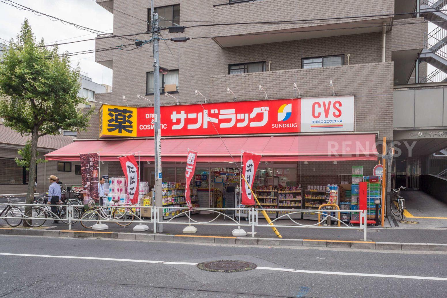 ラヴィアンコート墨田業平