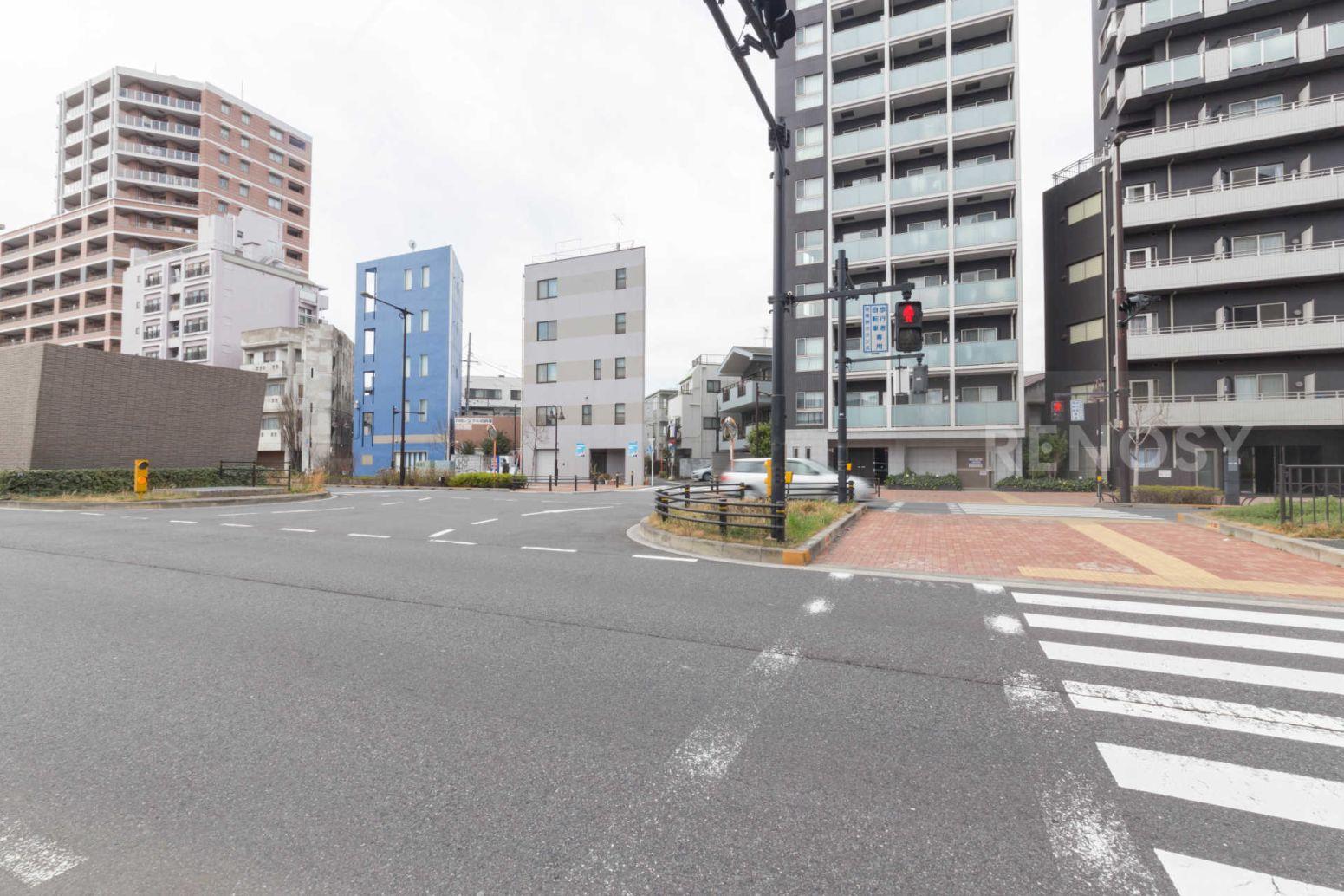 プレール・ドゥーク新宿中落合2