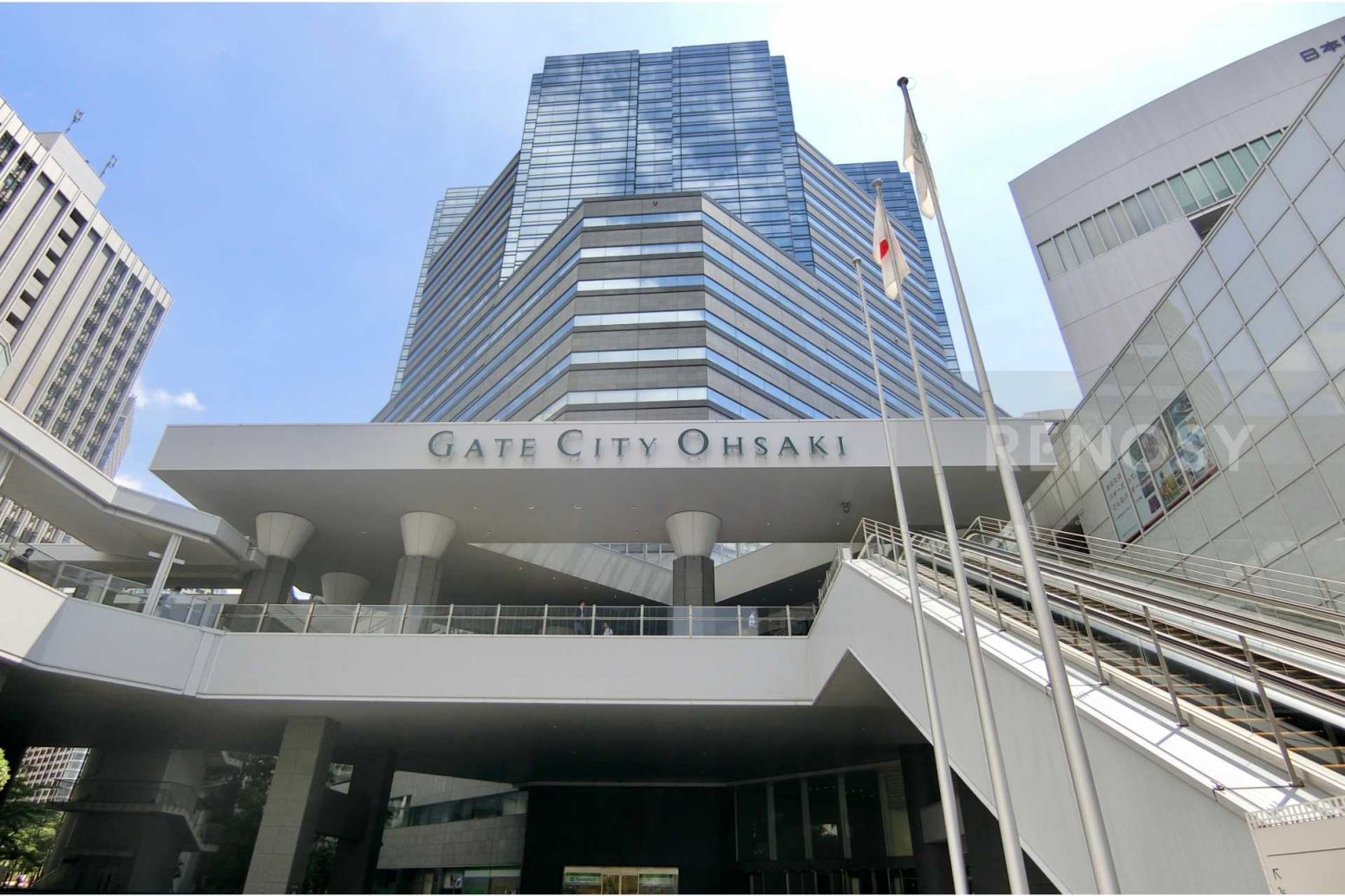 東京サウスパークタワー