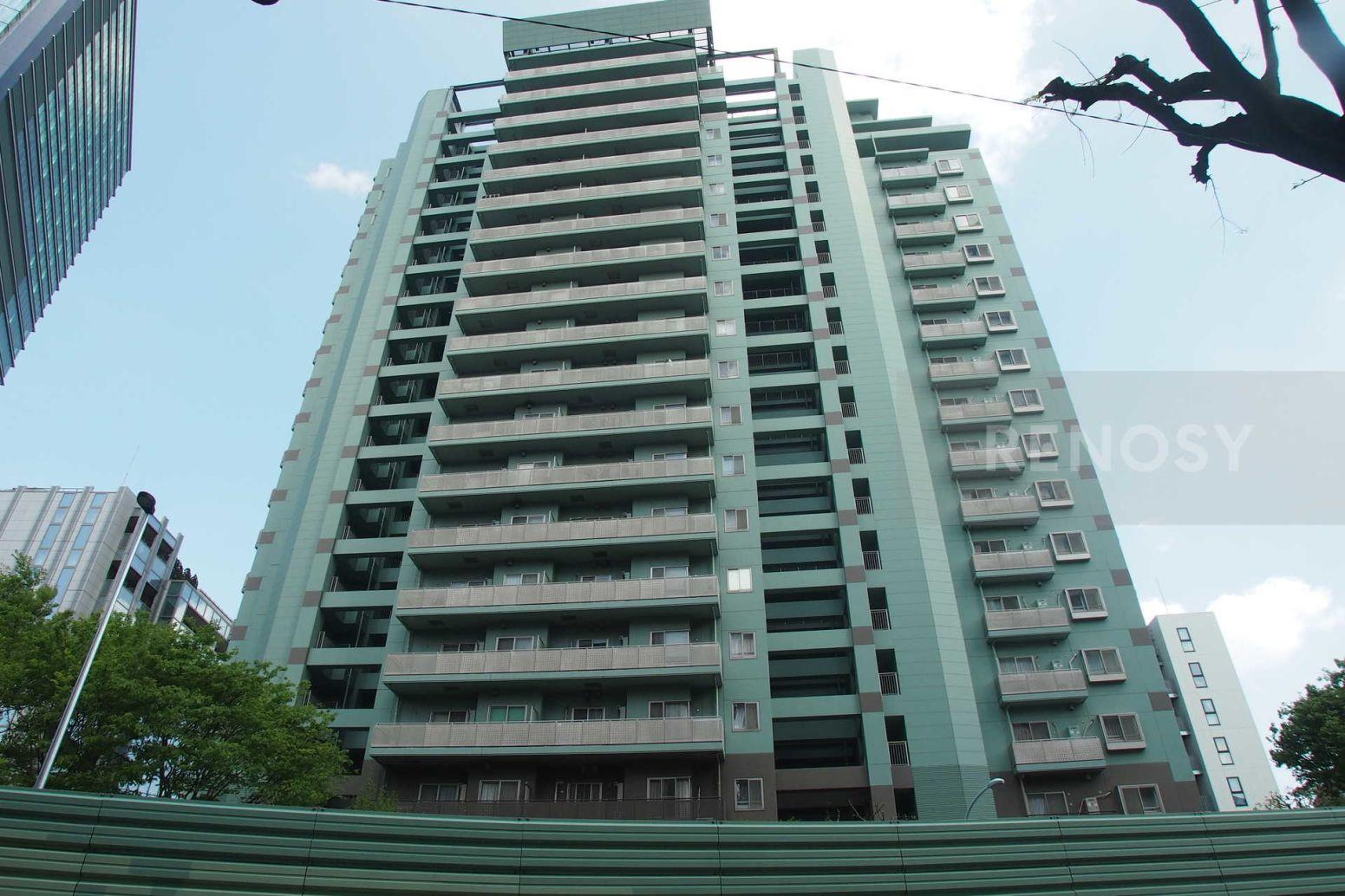 目黒青葉台ソプラタワー