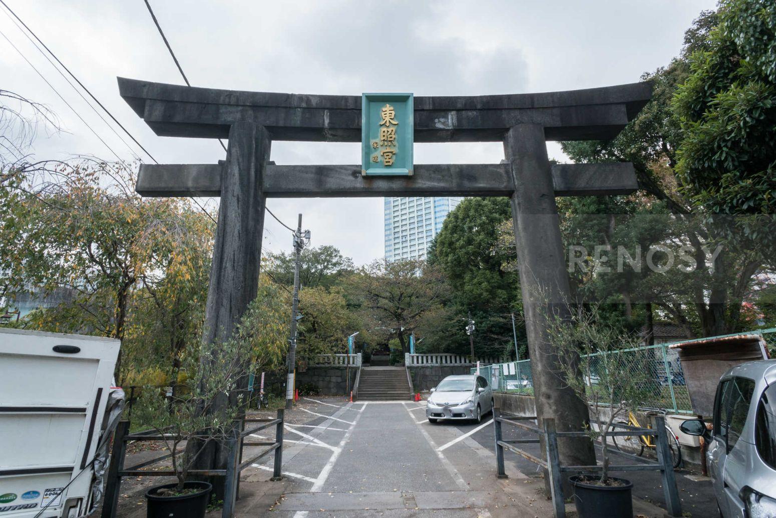 ガラ・シティ芝公園