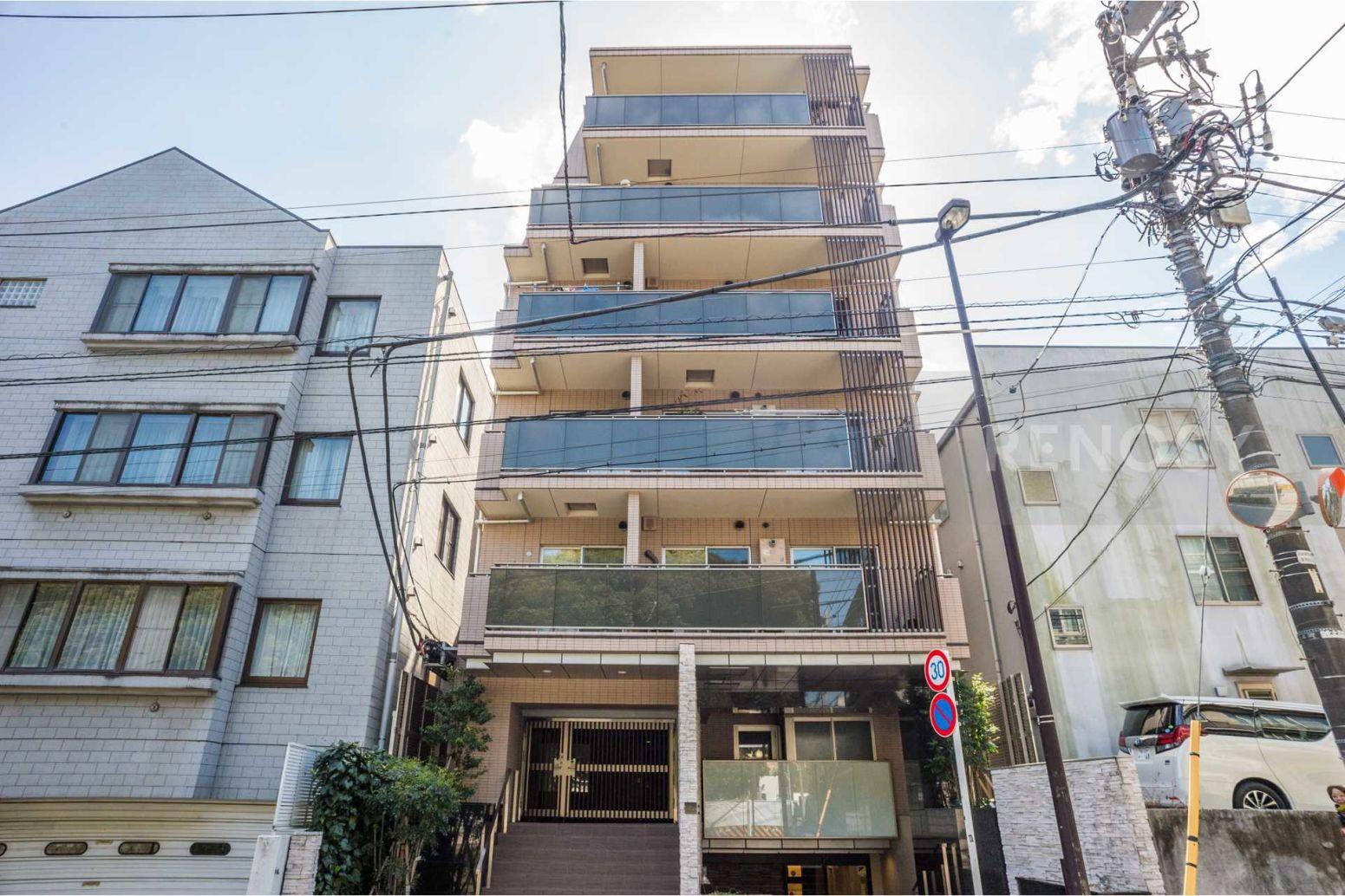 THEパームス渋谷常盤松