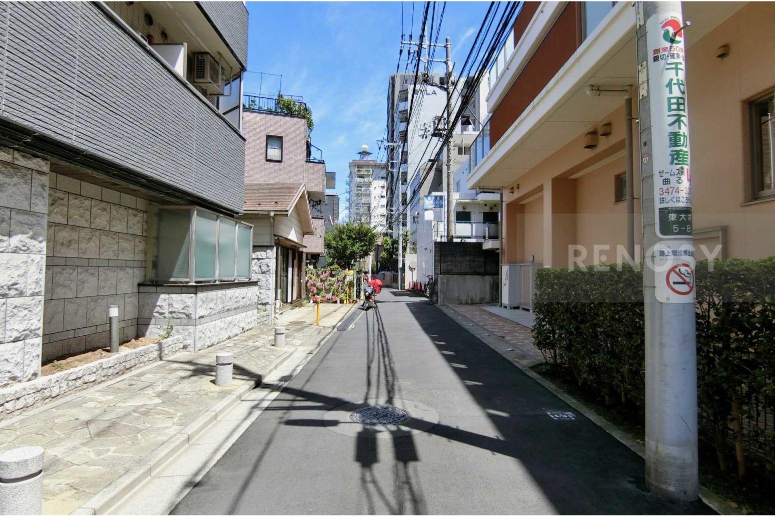 ガーラ大井町ゼームス坂上