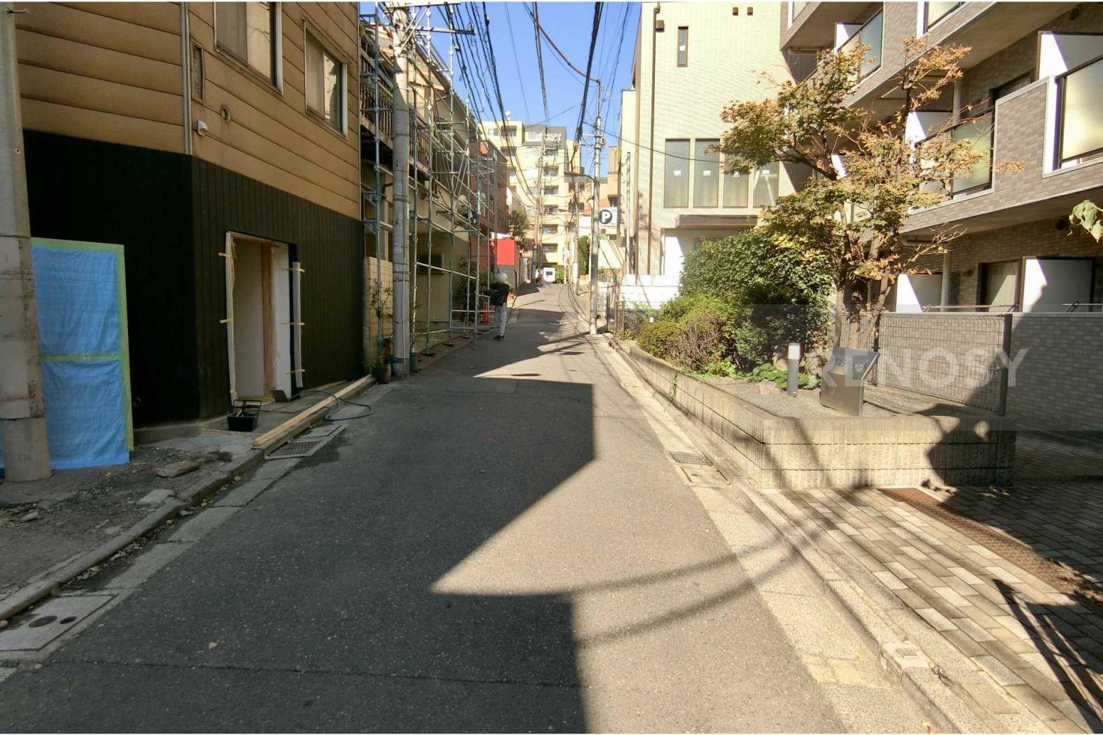 神楽坂シティ・コート