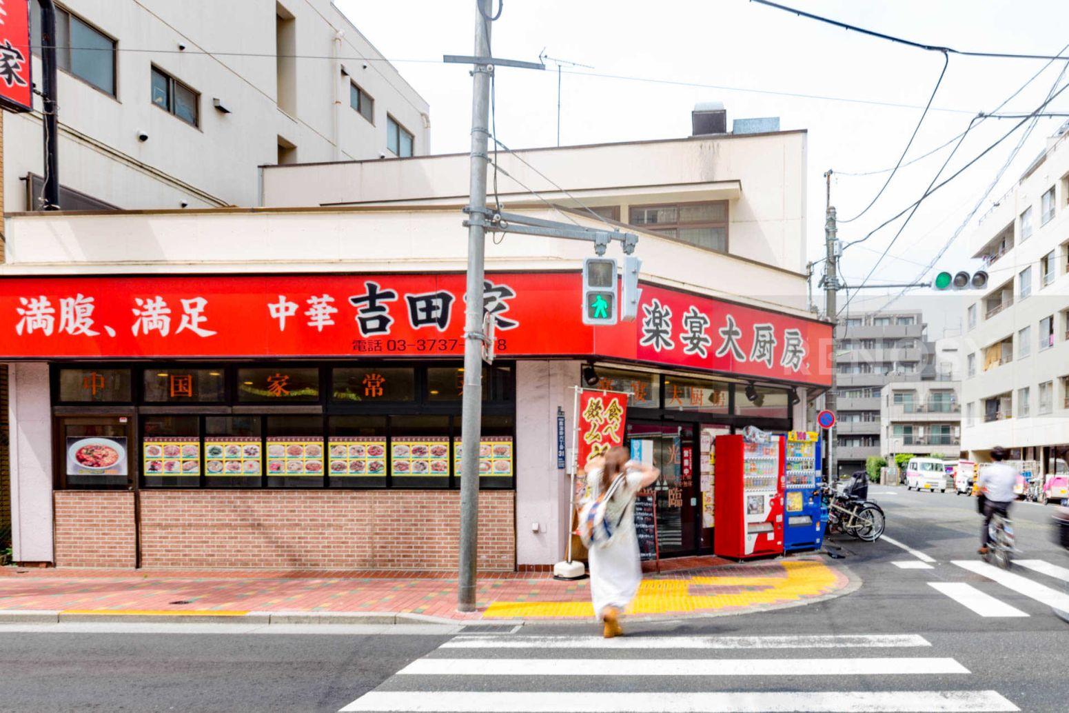 スカイコートパレス蒲田
