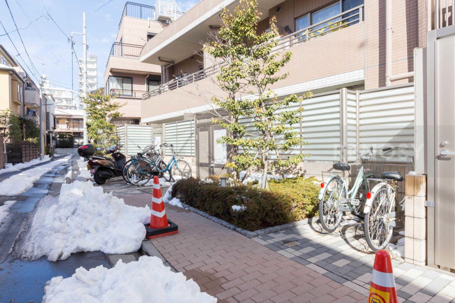 日神パレステージ板橋本町