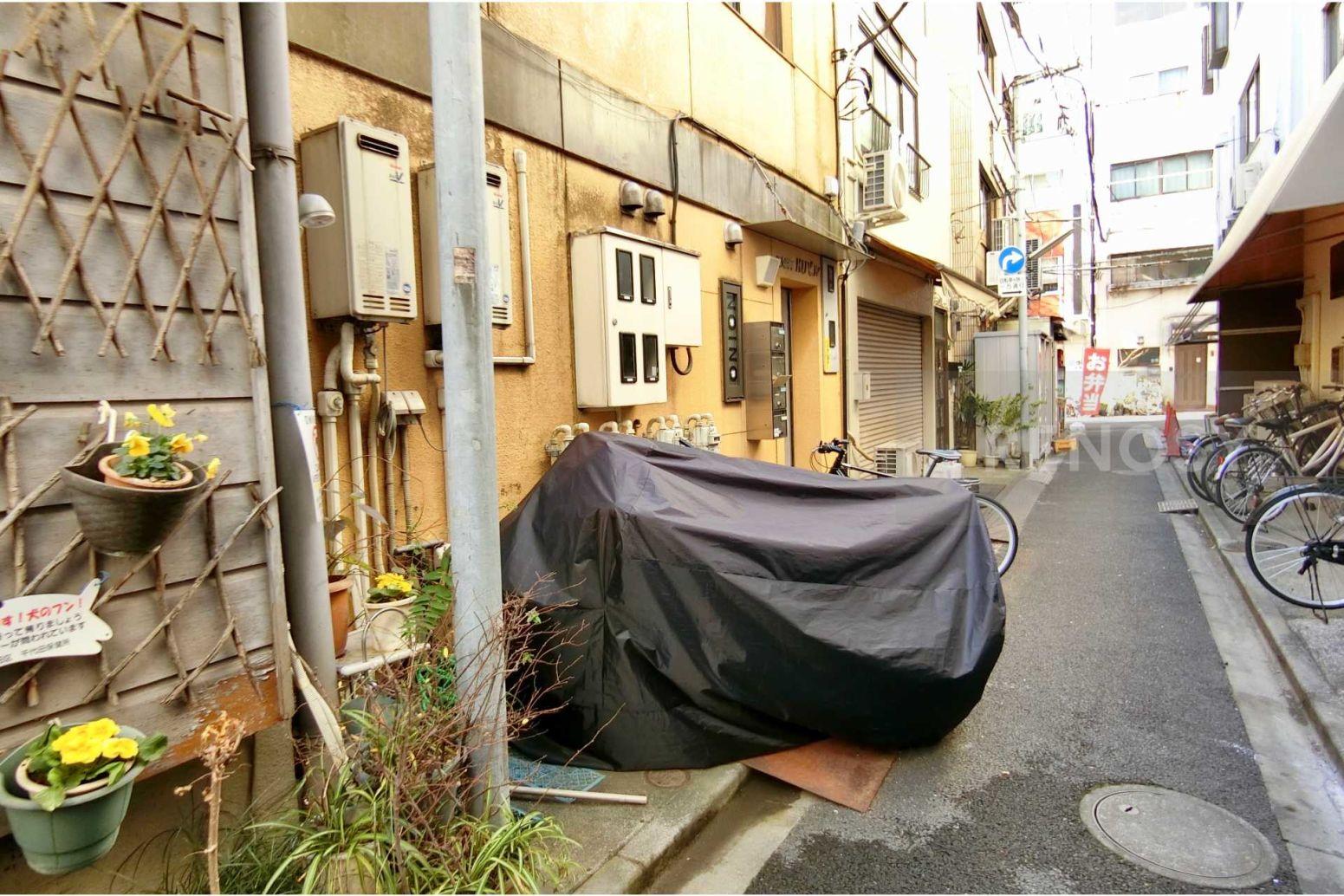 佐久間町KUビル