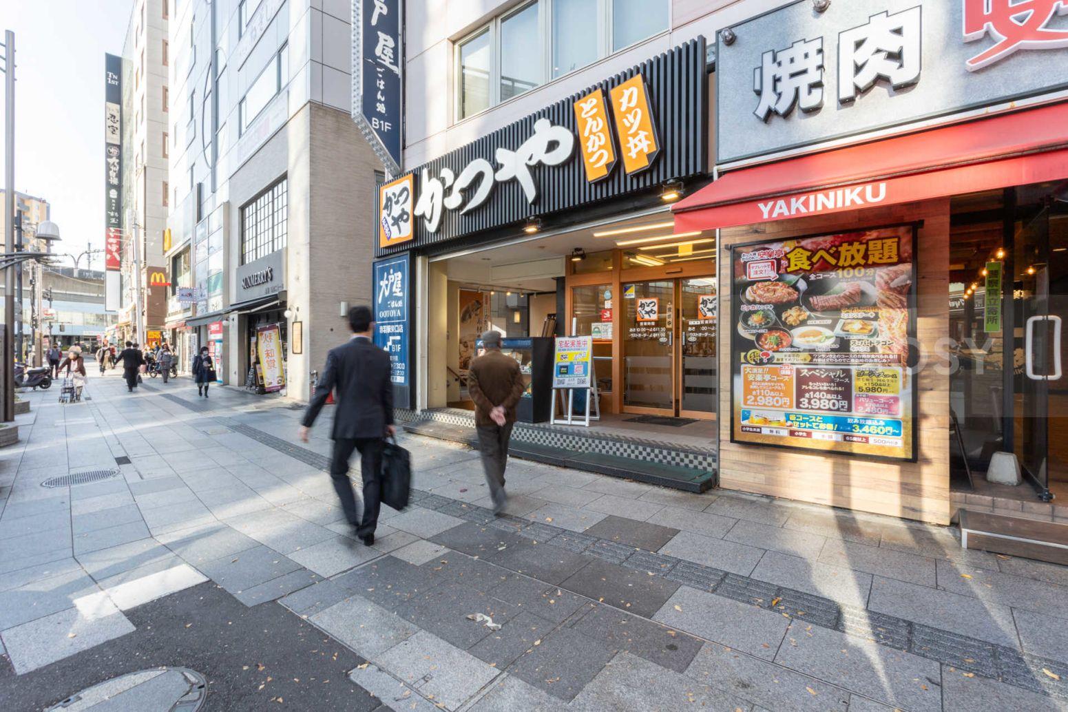 dips赤羽駅前