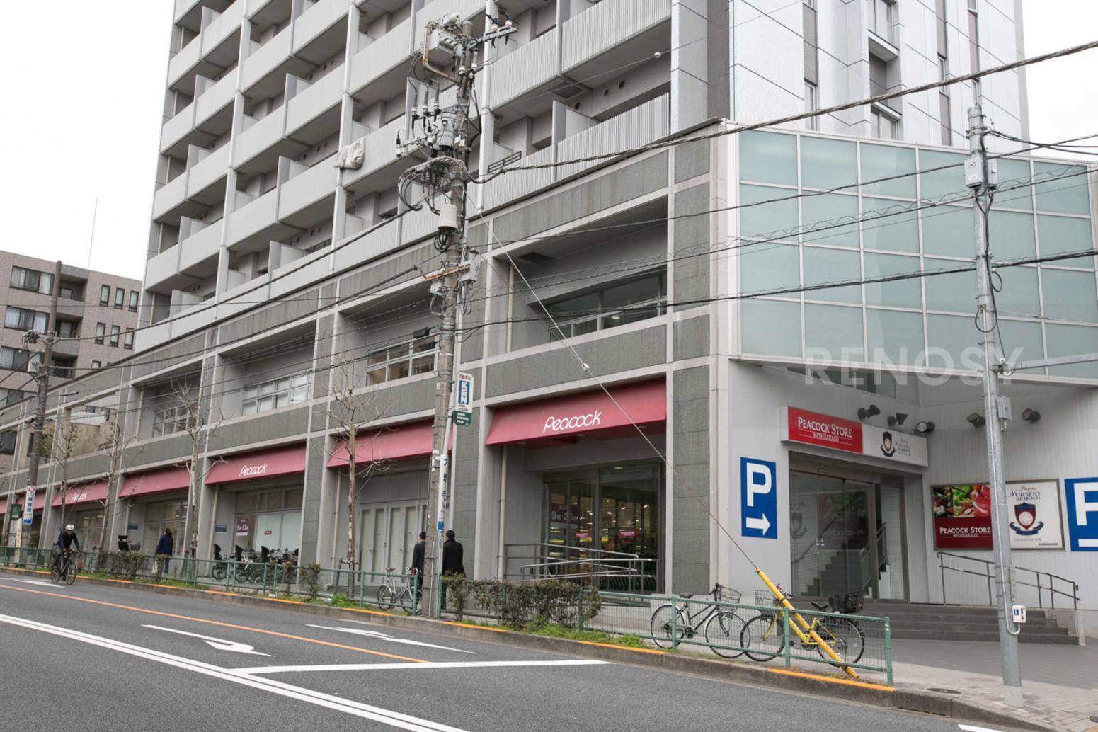 高輪・伊皿子坂ハイツ