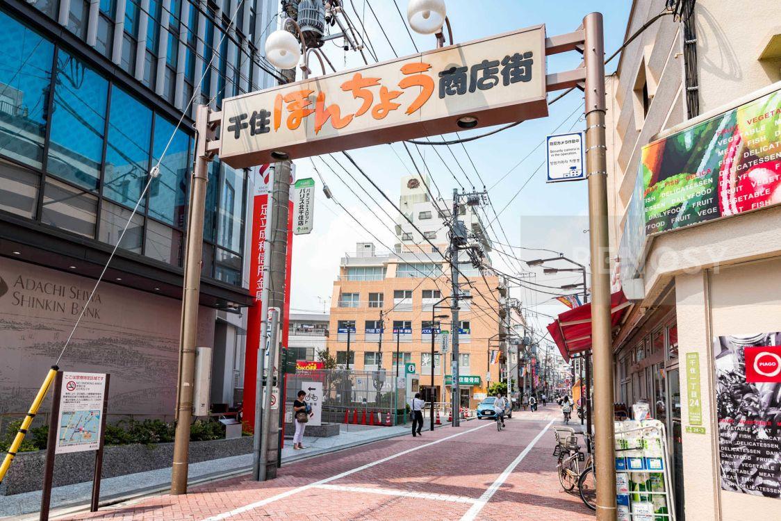 プレール・ドゥーク東京イースト4リバーサイド