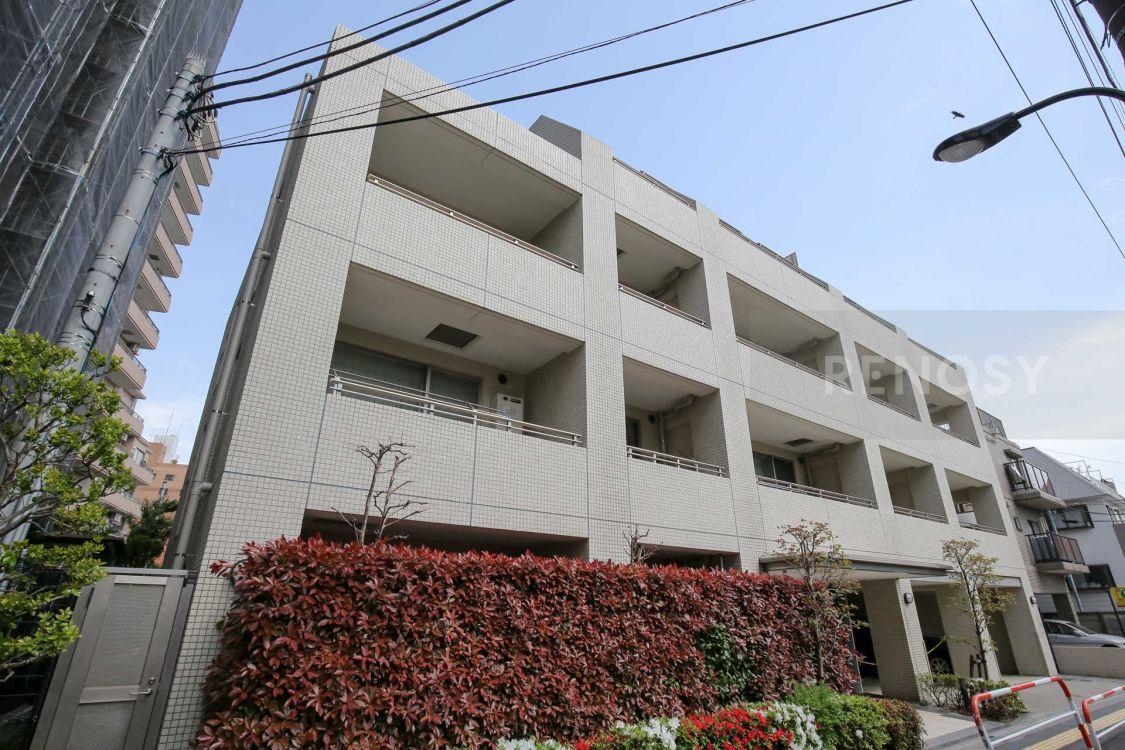Brillia新宿若松町id