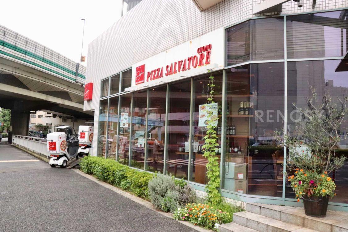 スカイコート三田慶大前壱番館