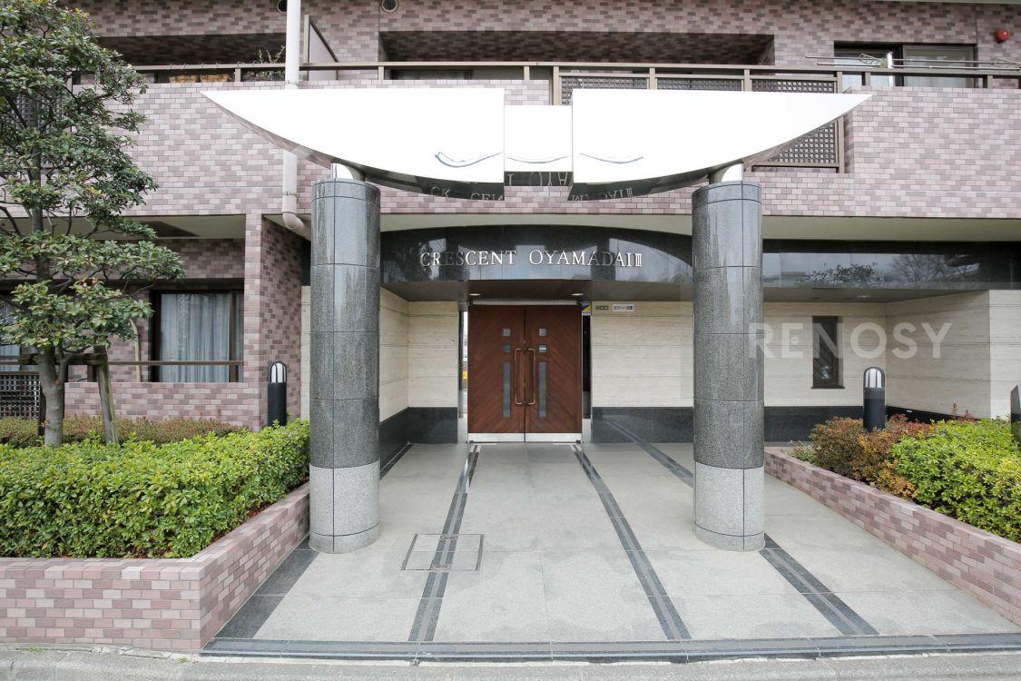クレッセント尾山台3