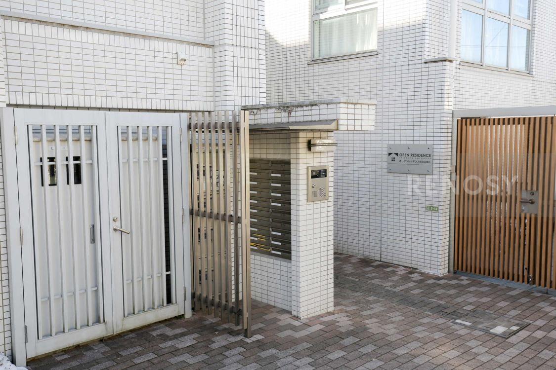 オープンレジデンス世田谷梅丘